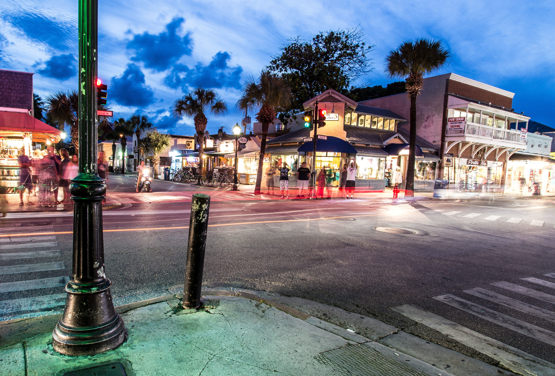 Duvall Street – Key West, Florida USA